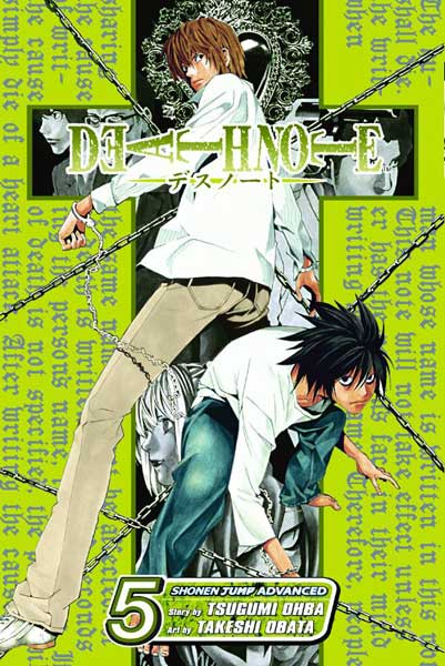 Image: Death Note Vol. 05 SC  - Viz Media LLC