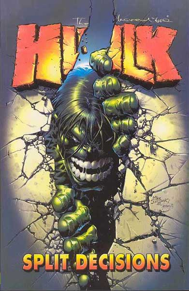 Image: Incredible Hulk Vol. 06: Split Decisions SC  - Marvel Comics