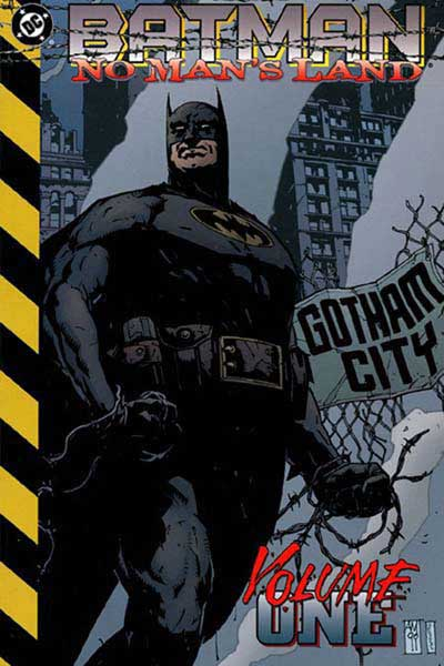 Image: Batman: No Man's Land Vol. 01 SC  - DC Comics