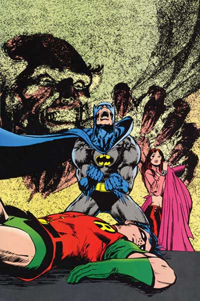 Image: Batman: Tales of the Demon SC  - DC Comics