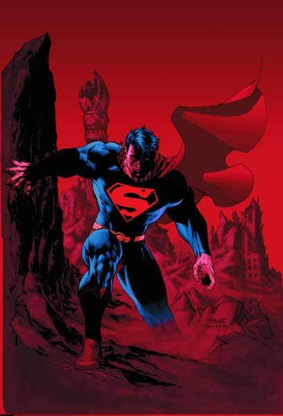Image: Superman: For Tomorrow Vol. 01 HC  - DC Comics