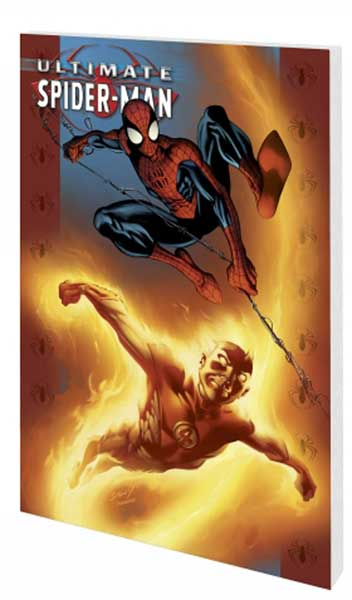 Image: Ultimate Spider-Man Vol. 12: Superstars SC  - Marvel Comics