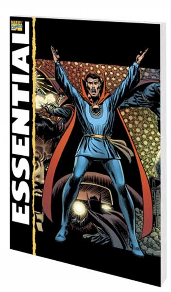 Image: Essential Doctor Strange Vol. 02 SC  - Marvel Comics