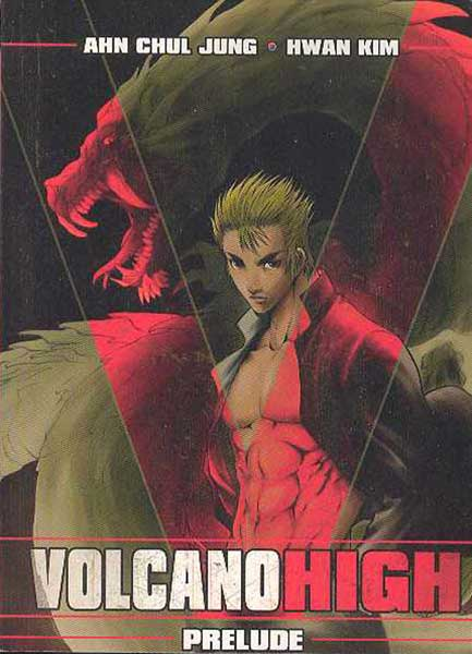 Image: Volcano High Origin Vol. 1 SC  - Anime Works Publications