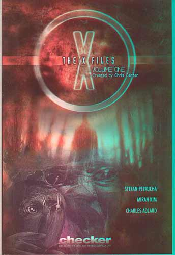 Image: X-Files Vol. 01 SC  - Checker Book Publishing Group