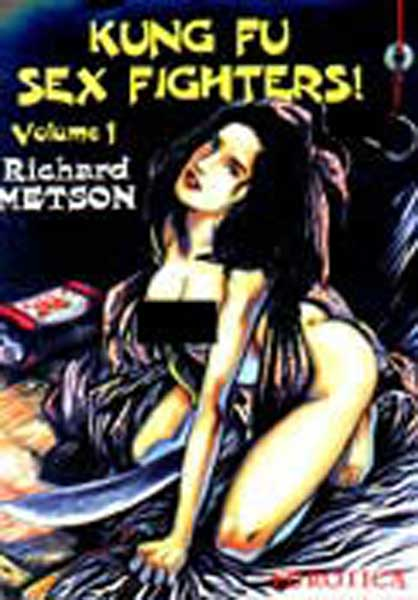 Image: Kung Fu Sex Fighters Vol. 1 SC  -