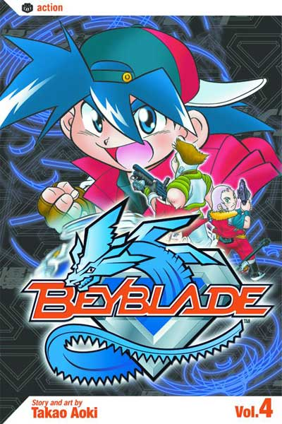 Image: Beyblade Vol. 04 SC  - Viz Media LLC