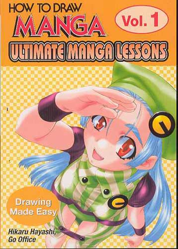 Image: How to Draw Manga: Ultimate Manga Lessons Vol. 1 SC  -