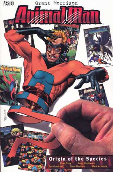 Image: Animal Man Vol. 02: Origin of the Species SC  - DC Comics