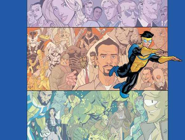 Image: Invincible: The Ultimate Collection Vol. 02 HC  - Image Comics
