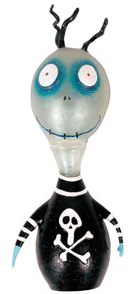Image: Tim Burton Toxic Boy Squishy Toy  -