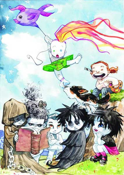 Image: Little Endless Storybook HC  - DC Comics