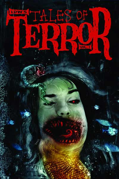 Image: IDW's Tales of Terror Vol. 01 HC  - IDW Publishing