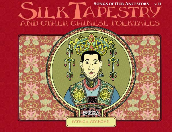 Image: Silk Tapestry and Other Chinese Folktales HC  - NBM