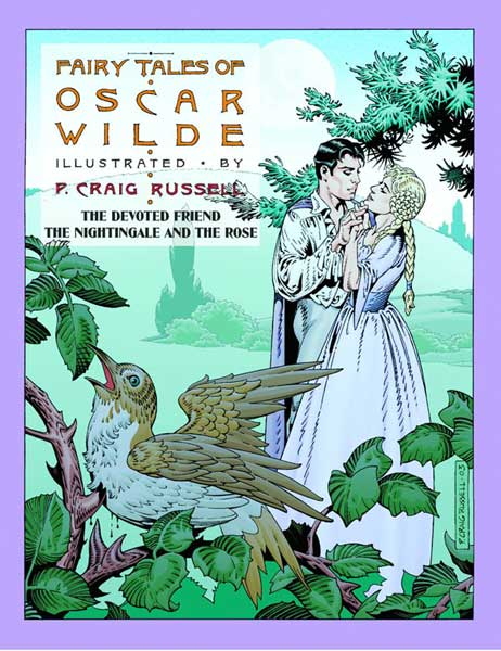 Image: Fairy Tales of Oscar Wilde Vol. 4 SC  - NBM