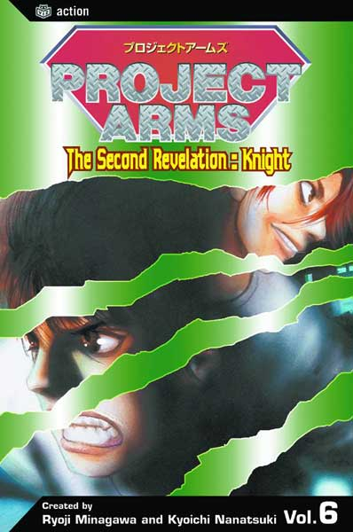 Image: Project Arms Vol. 06 SC  - Viz Media LLC