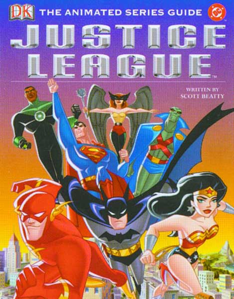 Image: Justice League Animated Series Guide HC  -