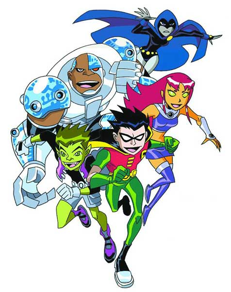 Image: Teen Titans: Divide & Conquer DVD  -