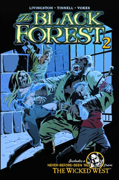 Image: Black Forest Vol. 02: Castle of Shadows SC  - Image Comics