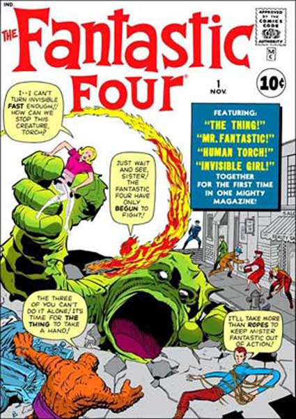 Image: Maximum Fantastic Four HC  - Marvel Comics