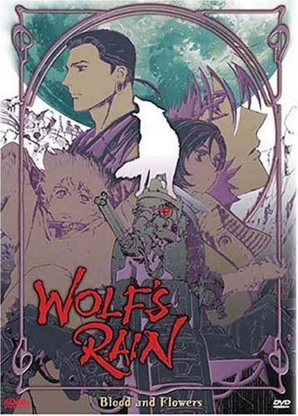 Image: Wolf's Rain Vol. 02: Blood and Flowers DVD  -