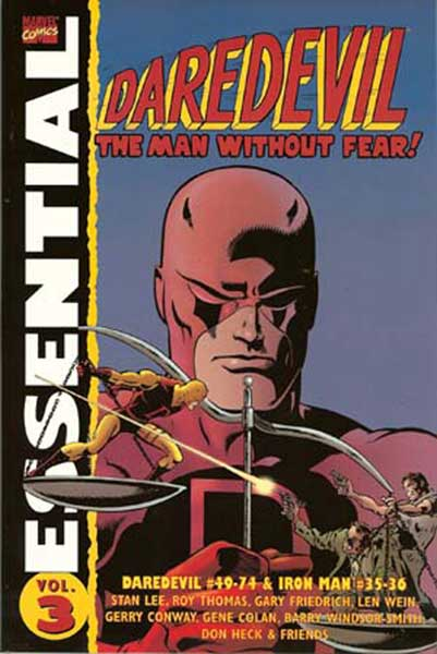 Image: Essential Daredevil Vol. 03 SC  - Marvel Comics