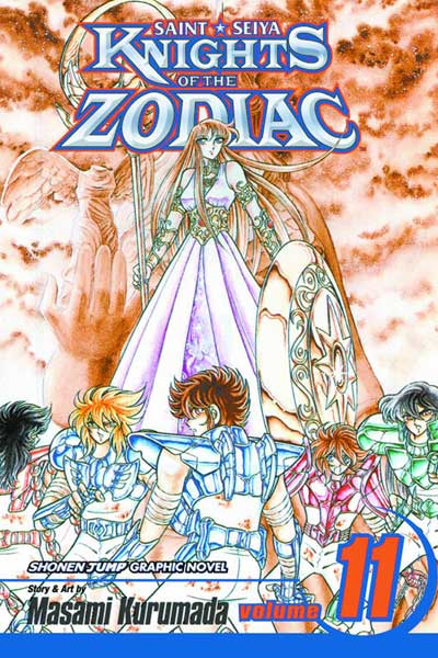 Image: Knights of the Zodiac Vol. 11 SC  - Viz Media LLC