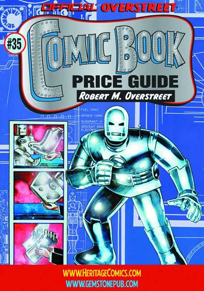 Image: Overstreet Comic Book Price Guide Vol. 35 CD-ROM  -