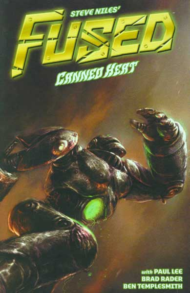 Image: Fused: Canned Heat SC  - Dark Horse Comics