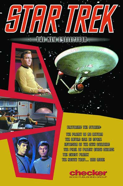 Image: Star Trek: Key Collection Vol. 01 SC  - Checker Book Publishing Group