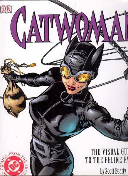 Image: Catwoman: The Ultimate Guide HC  -