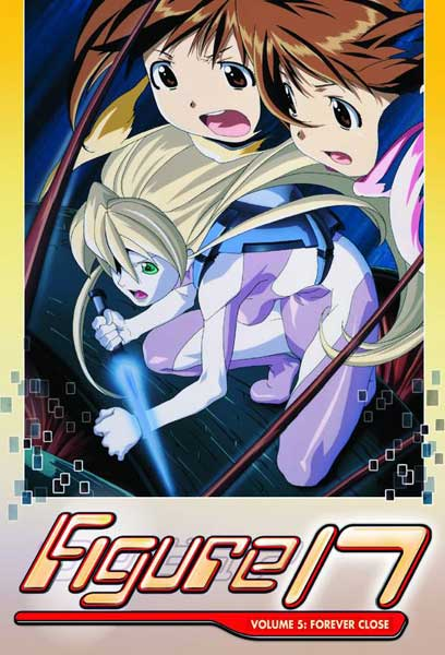 Image: Figure 17 Vol. 5: Forever Close DVD  -