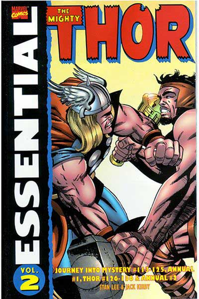Image: Essential Thor Vol. 2 SC  - Marvel Comics