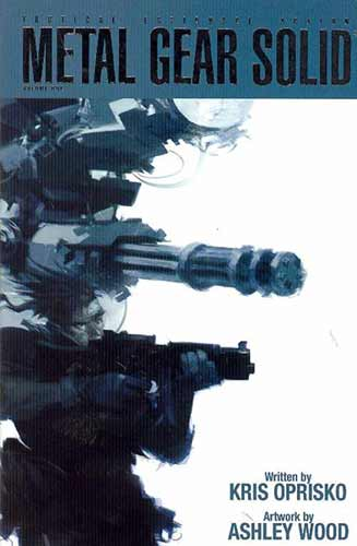 Image: Metal Gear Solid Vol. 01  (s/n hc) - IDW Publishing