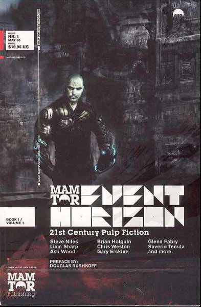 Image: Event Horizon Vol. 1 SC  - Mam Tor Publishing