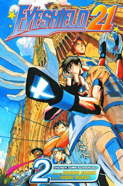 Image: Eyeshield 21 Vol. 02 SC  - Viz Media LLC