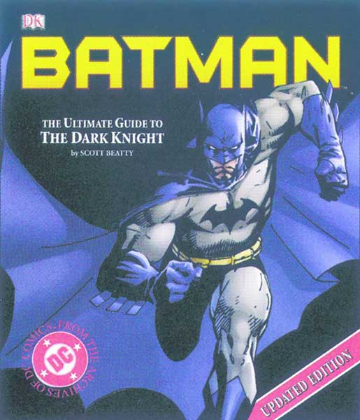 Image: Batman: Ultimate Guide to the Dark Knight HC  -