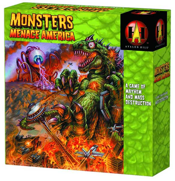 Image: Monsters Menace America  -
