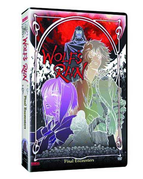 Image: Wolf's Rain Vol. 07: Final Encounters DVD  -