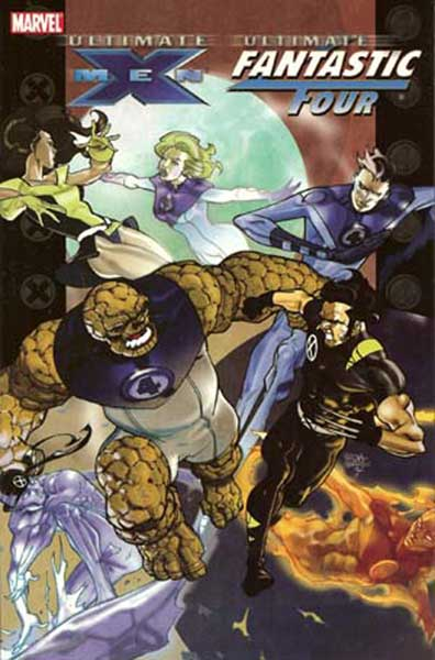 Image: Ultimate X-Men / Fantastic Four SC  - Marvel Comics