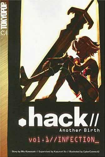 Image: .Hack//: Another Birth Vol. 1 Novel  - Tokyopop