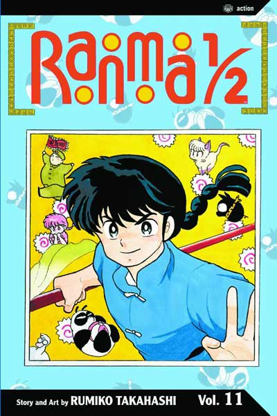 Image: Ranma 1/2 Vol. 11 SC  - Viz Media LLC