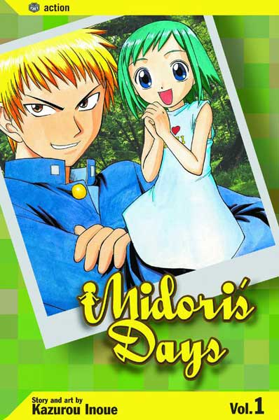 Image: Midori Days Vol. 01 SC  - Viz Media LLC