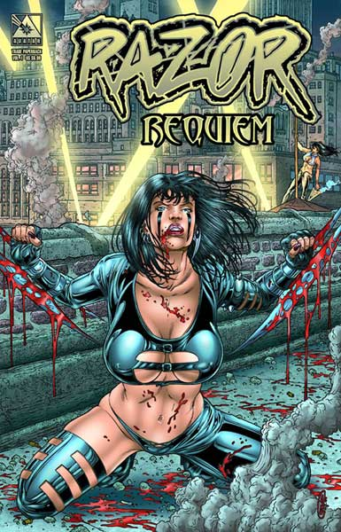 Image: Razor X: Requiem SC  - Avatar Press Inc