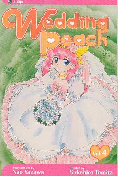 Image: Wedding Peach Vol. 04 SC  - Viz Media LLC
