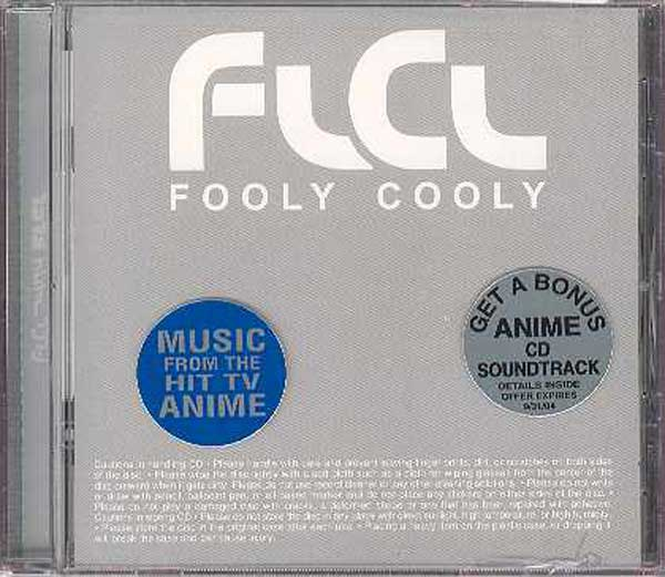 Image: Fooly Cooly  (Furi Kuri) Original Soundtrack: Addict CD -
