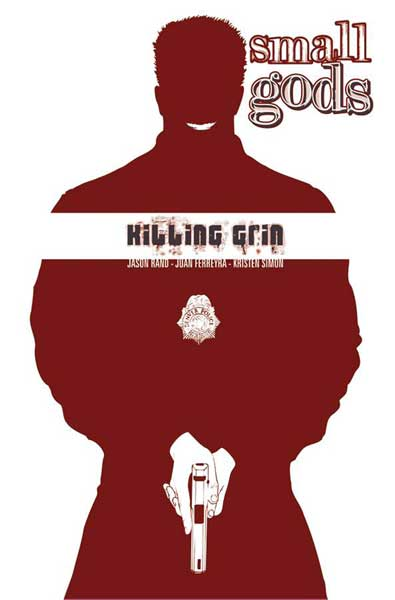 Image: Small Gods Vol. 01: Killing Grin SC  - Image Comics