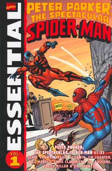 Image: Essential Peter Parker, The Spectacular Spider-Man Vol. 01 SC  - Marvel Comics