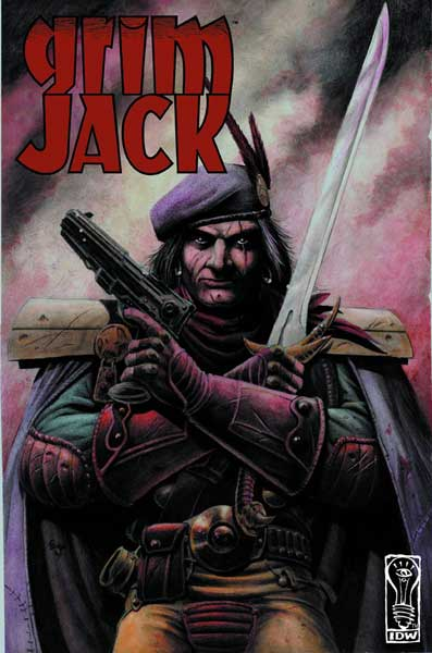 Image: Legend of Grimjack Vol. 1 SC  - IDW Publishing
