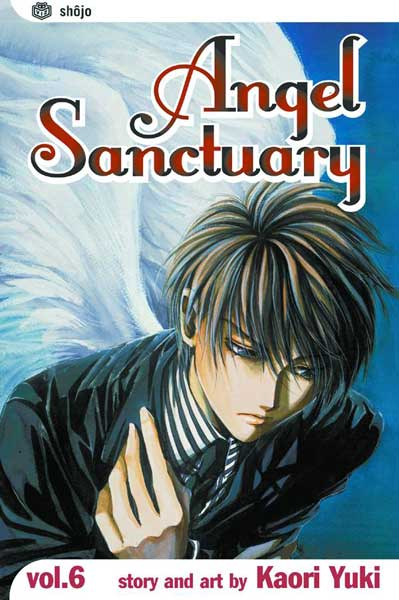 Image: Angel Sanctuary Vol. 06 SC  - Viz Media LLC
